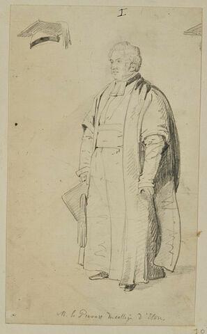 M. Francis Hodgson, Prévôt du Collège d'Eton