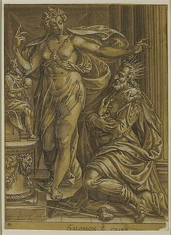Salomon idolâtre