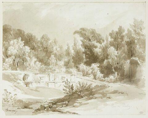 Fontaine dans le parc de Vaux-le-Vicomte