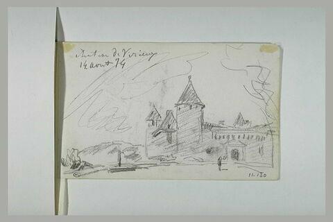 Le château de Virieux