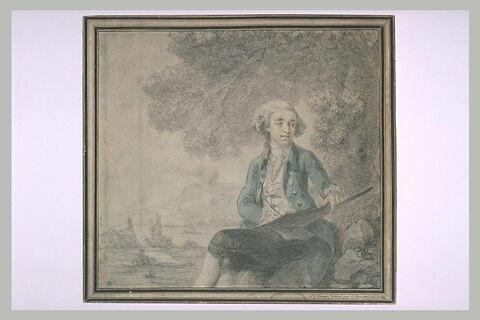 Portrait de Louis-François Cassas
