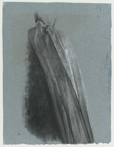Etude de draperie (pour le tableau de Constance Mayer, La Toilette)