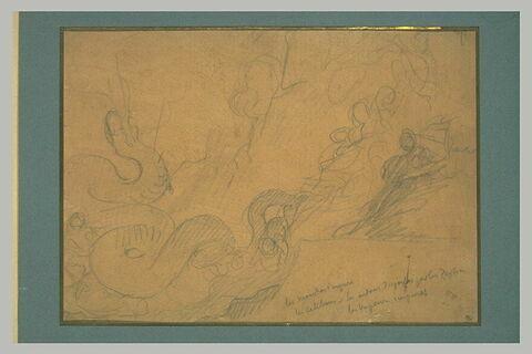 Serpent et monstres