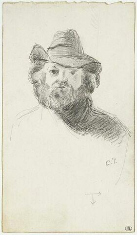 Portrait de Cézanne