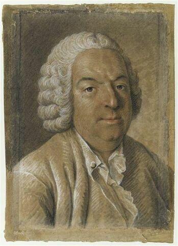 Portrait de Portail, en buste
