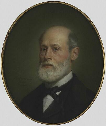Portrait de monsieur Barry