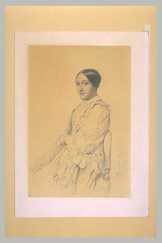 Portrait de Madame Barry
