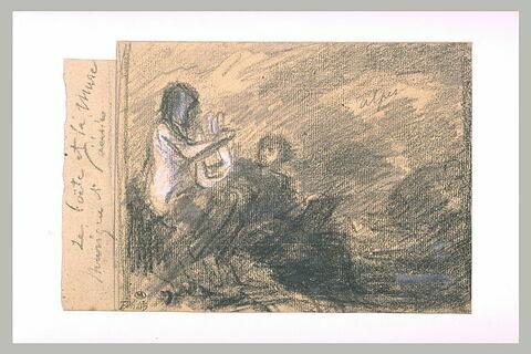 Le poète et la muse