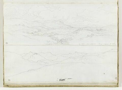 Vues des environs de Palerme