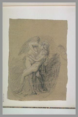 L'Amour embrassant Psyché