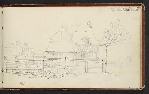 Habitations à Pont-Audemer
