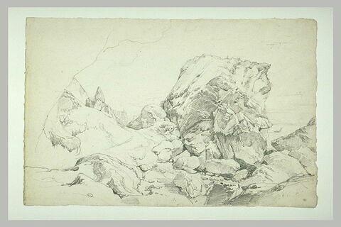 Amalfi : le golfe et les rochers