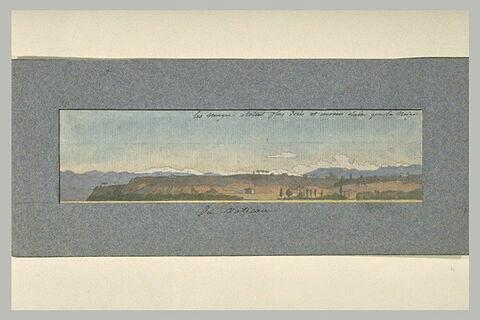 Paysage romain