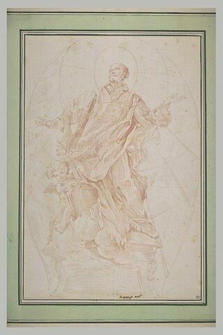 Apothéose de saint Philippe de Néri