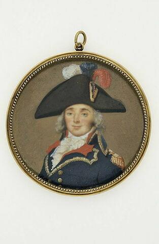 Portrait du général Bard