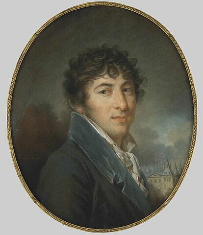 Portrait du comte Moriz de Fries.