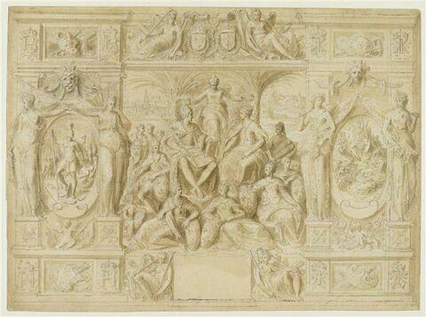La Descendance d'Henri II et de Catherine de Médicis