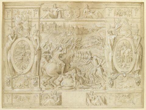 Bataille de Marignan sous François Ier