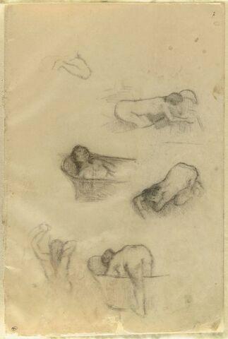 Décharge du folio 3 verso