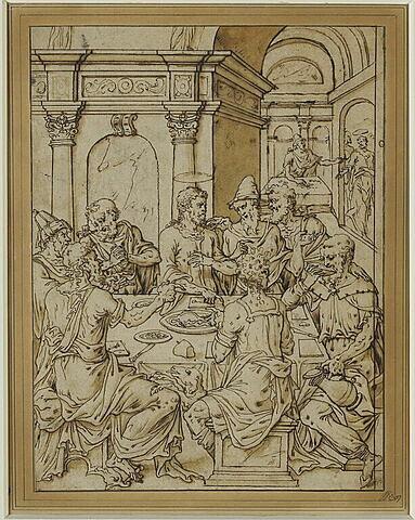 Conversion de saint Matthieu