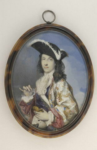 Le prétendant, fils de Jacques II