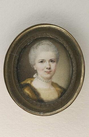 Portrait de Madame Challe