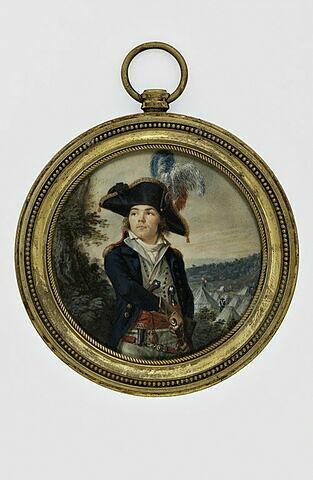 Portrait du général Cacault