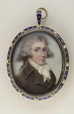 Portrait d'Henry Rycroft