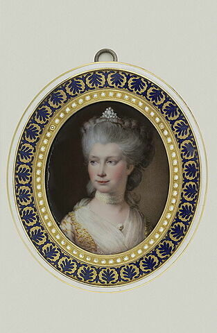 La reine Charlotte d'Angleterre