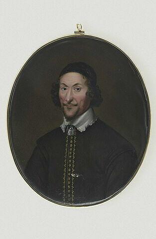 Portrait de John Bradshaw