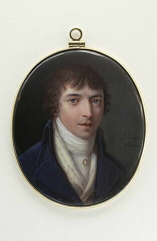 Portrait présumé de Monsieur Ponçon