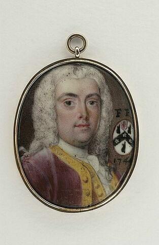 Sir Francis Furst, en buste