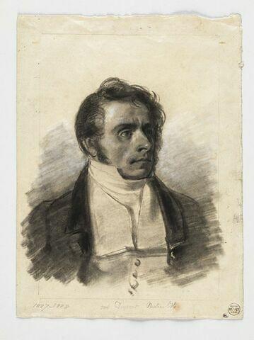 Portrait de M. Dupont, naturaliste