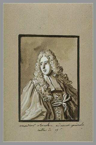 Portrait de Germain-Louis Chauvelin, avocat général