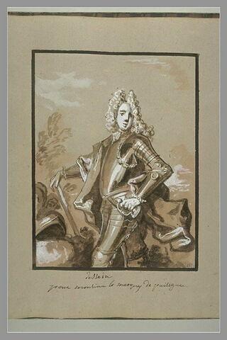 Portrait de Jacques-François Chastenet, marquis de Puységur