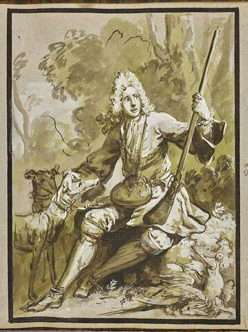 Portrait du comte de Nantouillet-Molac