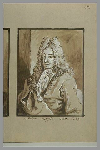 Portrait de monsieur Pajot