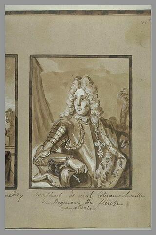 Portrait du lieutenant-colonel de Vial