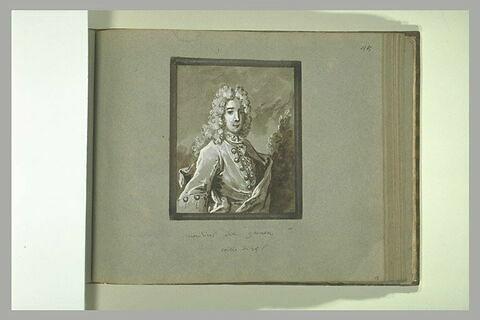Portrait de monsieur Grenen ou Grenent