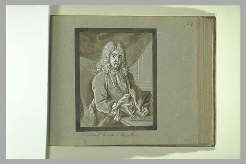 Portrait du comte de Viriville