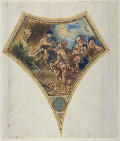 Aristote décrit les animaux que lui envoie Alexandre