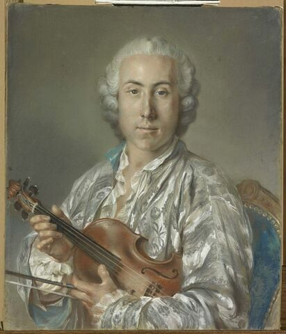 Portrait de monsieur Jacques Gosseaume (1742-1817).
