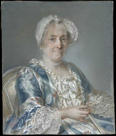 Portrait de madame Jean-Charles Gosseaume