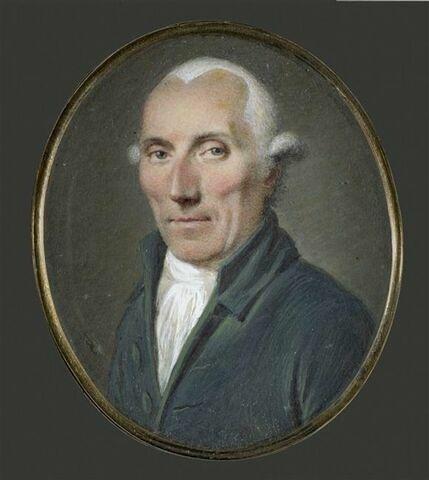 Portrait de Jacques Gosseaume