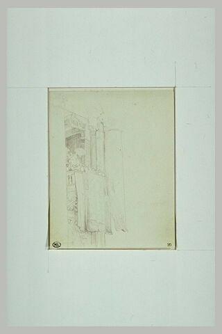 Apparition du pape à sa fenêtre