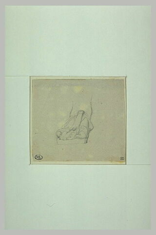 Etude de pied chaussé d'une sandale