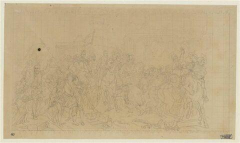 L'Entrée de Henri IV à Paris
