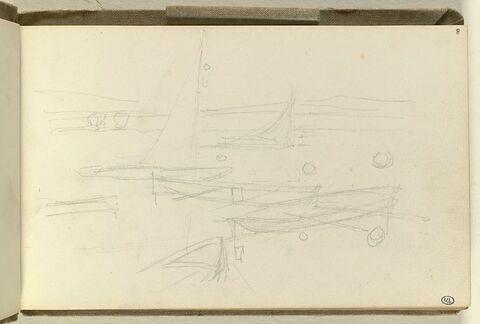 Bateaux et barques