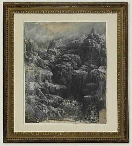 Les grands rochers