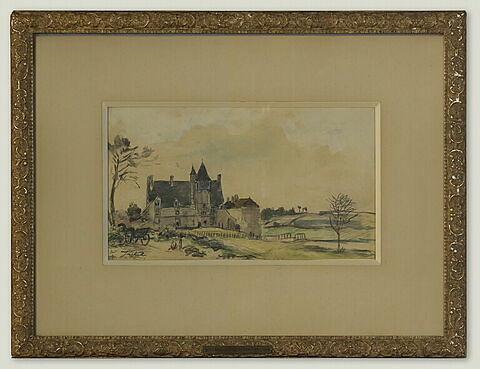 Le château de Villemenant